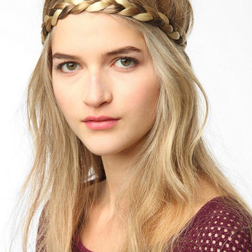 Hershesons Braided Headband