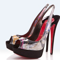 Christian Louboutin Winter Trash 150mm - &amp;#36;208.00
