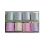 4 Spools Solar Active Color Changing Embroidery Machine Thread $9.99
