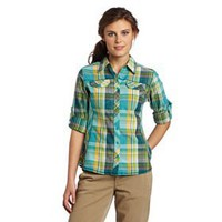 Columbia Women`s Camp Henry Long Sleeve Shirt $44.95 - $45.00