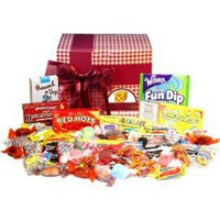 Candy Crate Nostalgic Candy Assortment Gift Box $20.58