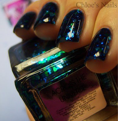 Deborah Lippmann Nail Color, Across The Universe