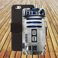 Robot arms Art iphone 5/ 5s iphone 4/ 4s iPhone 6 6 Plus iphone 5C Wallet Case , iPhone 5 Case, Cover, Cases colorful pattern L050