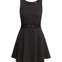 Crêpe Dress - from H&M