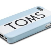 TOMS Flag iPhone Case