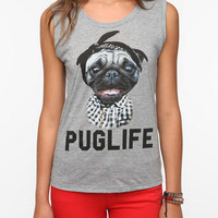Pug Life Muscle Tee