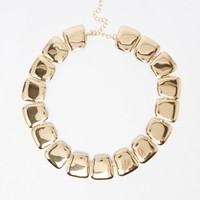 Clean Chunky Necklace