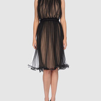 LANVIN Women - Dresses - 3/4 length dress LANVIN on YOOX United States