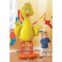 Big Bird Jumbo Airwalker Balloon