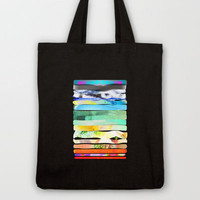 COLLAGE LOVE - a Princess and a pea  Tote Bag by Gréta Thórsdóttir | Society6