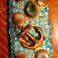 Mermaids Treasure Iphone 3g/3gs Case ON SALE by SailorsandStuff