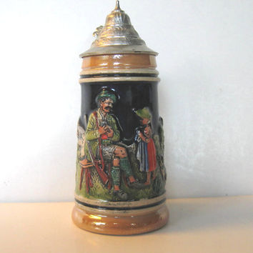 Best Vintage Beer Stein Products On Wanelo