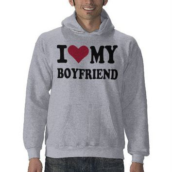 I Love My Boyfriend Sweatshirts & Hoodies and hoodies are great gifts for any occasion. Everyone loves a good, comfortable sweatshirt or hoodie. TOP. Get Exclusive Offers: Thanks. We'll keep you posted! You're set for email updates from CafePress. Check .