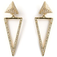 Ileana Makri 'bermuda Triangle' Earrings - A'maree's - Farfetch.com