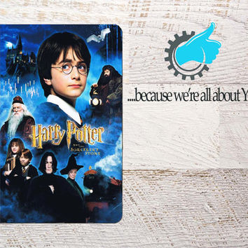 iPad Case - Harry Potter and the Sorcerer's stone iPad Cover -fits iPad 2,3,4- Can be Monogramed or add Your Name....Free Customization!