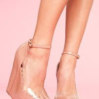 Audrey Platform Wedge