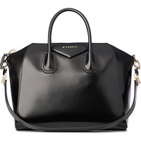Antigona medium smooth leather tote - GIVENCHY - Handbags &amp; purses - Womenswear | selfridges.com