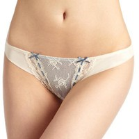 Elle Macpherson Intimates Artistry Thong $21.99
