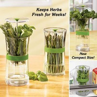 Herb Keepers - Fresh Finds - Kitchen > Food Prep
