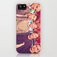 One Direction Group Shot  iPhone Case by Toni Miller | Society6