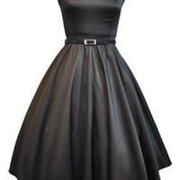Black Audrey Hepburn Dress