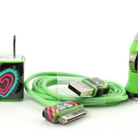 My Envious Heart iPhone Charger