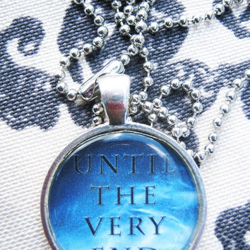 On Sale Until the very end Necklace