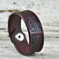 Celtic Eagle Leather Band SALE