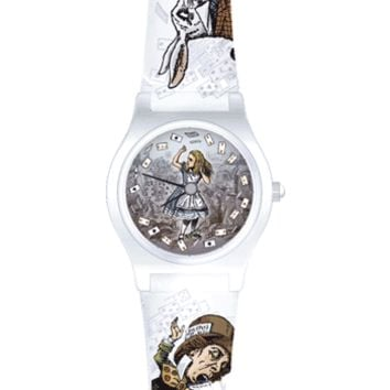 Alice in Wonderland Wrist Watch