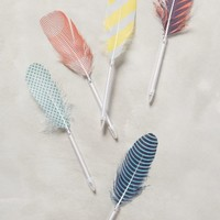 Feather Pen by Anthropologie Assorted One Size Gifts
