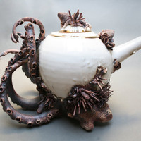 Bottom Feeder Teapot Two