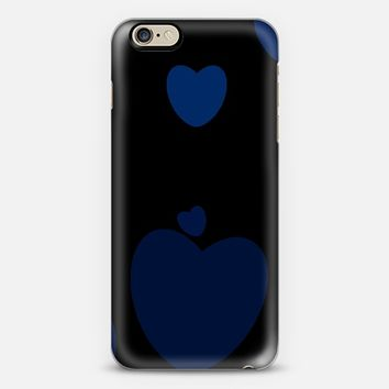 Blue Heart 2799 iPhone 6 case by Christy Leigh | Casetify