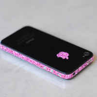 iPhone 4 GSM AT&amp;T Antenna Wrap (Sparkling Pink)