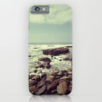 Tidal Flow iPhone & iPod Case by RichCaspian