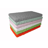 Pebble Pure ~ Organic Crib Mattress (Various Colors)