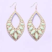 A'GACI Teardrop-Cab Accented Metal Teardrop - New Arrivals