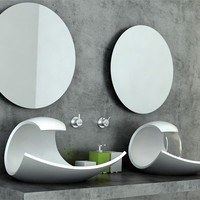 Eaux Eaux ? Bathroom Sink by Joel Roberts » Yanko Design