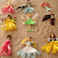 Sale 4 for 12 dollars Disney Princess Hair Accessories.