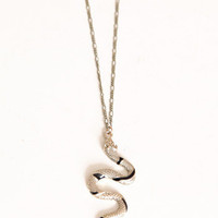 Heads and Tails Snake Necklace - $14.00 : ThreadSence.com, Your Spot For Indie Clothing & Indie Urban Culture