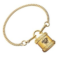 Versace - Over sized Lock Necklace