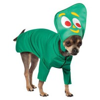 Gumby Pet Costume