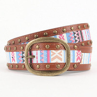 With Love From CA Tribal Belt at PacSun.com
