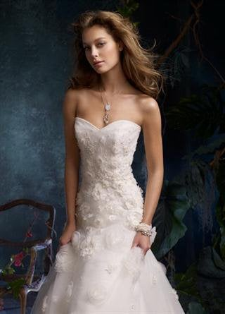 (Jim Hjelm) Tara-Keely Spring 2011 Wedding Dress Style TK2104 :: Wedding Dresses :: Peridress.com Professional Wedding Dress,Bridesmaid Dress Online Shop