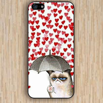 iPhone 5s case cat case heart case colorful iphone case,ipod case,samsung galaxy case available plastic rubber case waterproof B030