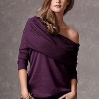 Multi-way Tunic Sweater