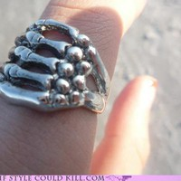 Ring of the Day: Spare Bones