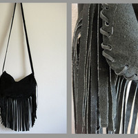 DIY: Fringe Purse |