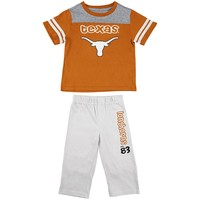 Texas Longhorns Passer Tee & Pants Set - Baby Boy