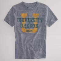 University of Oregon Vintage Crew T | American Eagle Outfitters