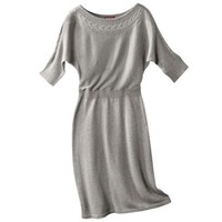 Merona Women&#x27;s Cable Knit Sweater Dress
